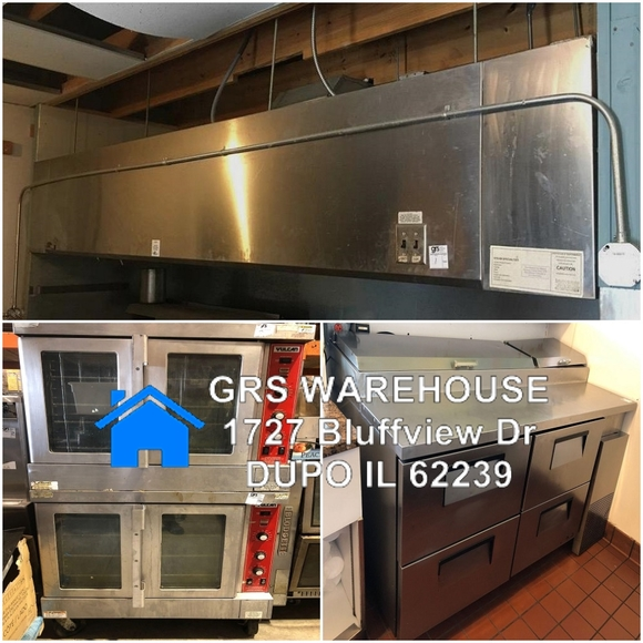 May Commercial Kitchen Consignment