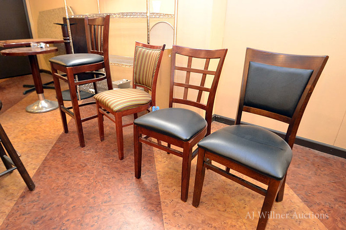 Commercial Chair Manufacturer Inventory & Equipment