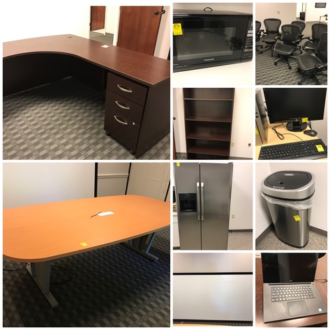 Amazing Office Furniture Bankruptcy Auction Online Only Rogers Download Free Architecture Designs Scobabritishbridgeorg