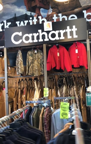 Huge Carhartt Clothing Online Only Auction #1