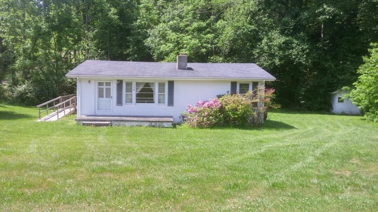 House & 0.81 Acre Lot in Mount Airy, NC
