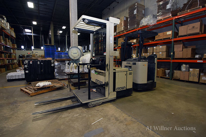 Material Handling Equipment  & Executive Offices