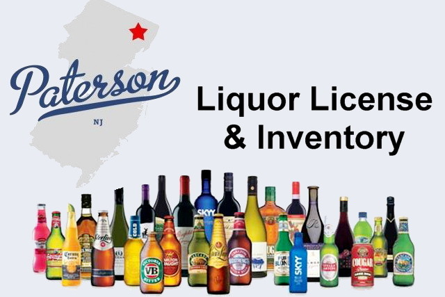 Paterson, NJ Liquor Store:  License & Inventory