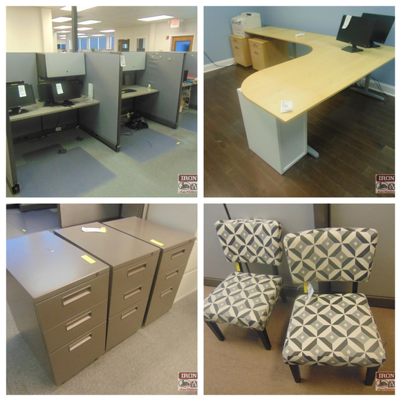 Office Furniture & Equipment Auction