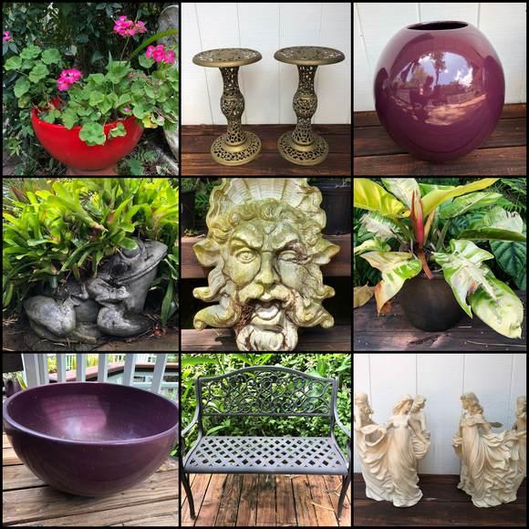 Omao Outdoor and Garden Auction (KAUAI) 05/24