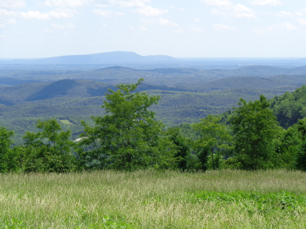 Southern View Mountain Land in Patrick County, Virginia