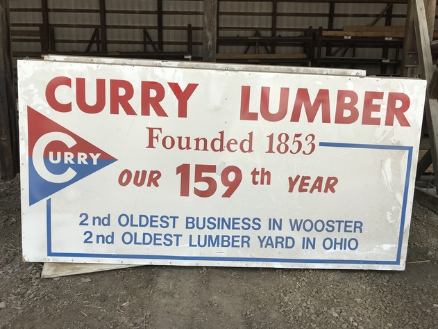 CURRY LUMBER LIQUIDATION AUCTION