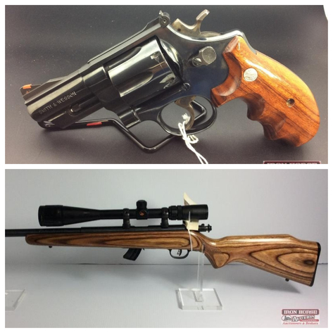 Gun Collection from the Estate of the Late Patrick Hammond