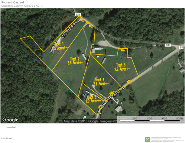 11.43 Acre Income Producing Property