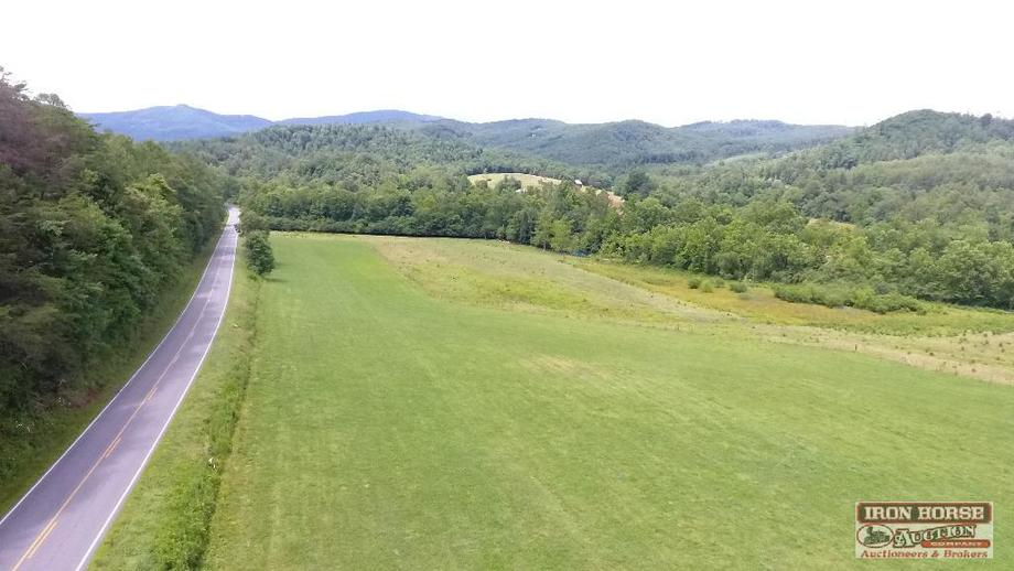 **Under Contract/Pre-Auction Offer Accepted** 64.8+/- Acres Located in Wilkes County, NC
