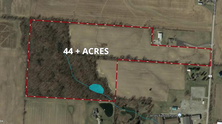 New Albany Land Auction