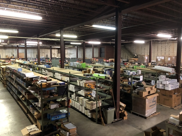 Import Auto Parts Inventory Online Only Bankruptcy Auction