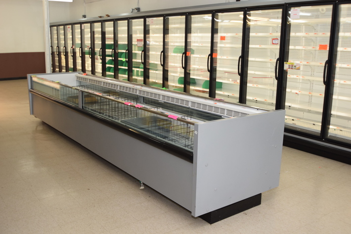 2-Year Old Supermarket Equipment