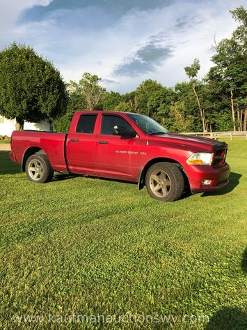 Stouffer Online Only Truck Auction