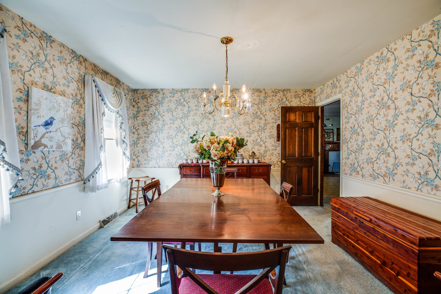 Featured Image for 4 BR/2 BA Brick Home w/Walk-Out Basement on 40 +/- Acres in Madison County, VA.  Selling to the Highest Bidder Regardless of Price!!