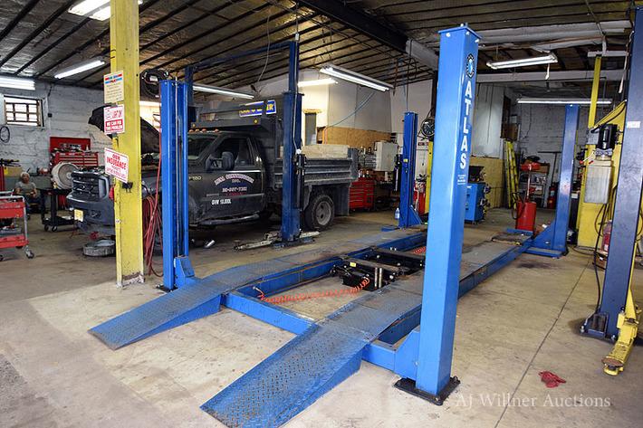 Automotive Equipment & Vehicles