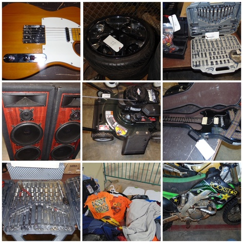 City of Greensboro Police Confiscated Items & Surplus