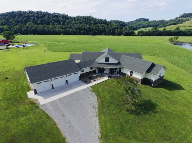 61 Acre Buckhannon Farm Auction