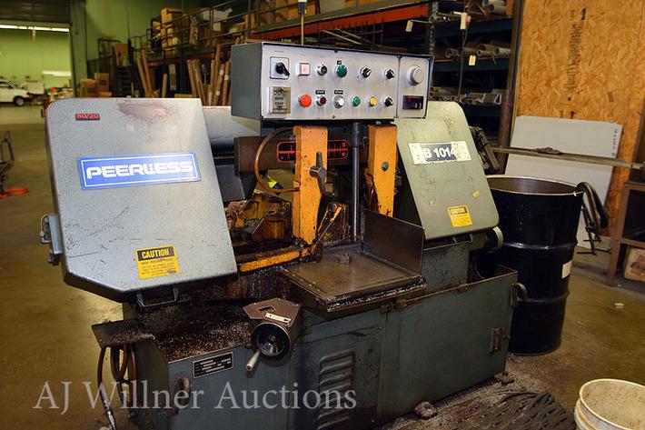 Metal Working Equipment & Vehicles
