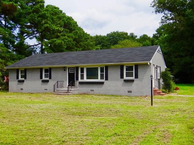 Totally Remodeled 4 BR/2 BA Home on 2 +/- Acres in Northumberland County, VA--Sells to the Highest Bidder!!