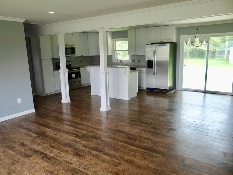 Featured Image for Totally Remodeled 4 BR/2 BA Home on 2 +/- Acres in Northumberland County, VA--Sells to the Highest Bidder!!