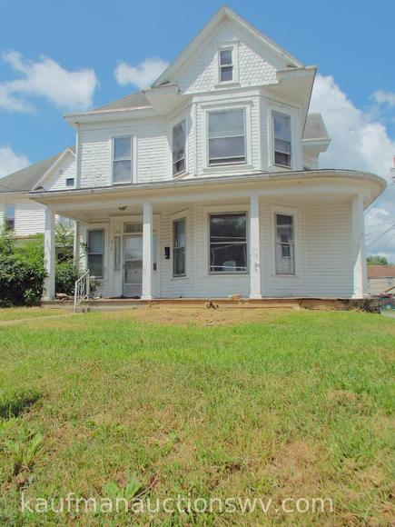 Clarksburg Real Estate Auction