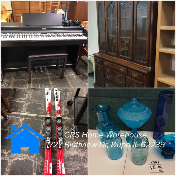 August Interesting Items Furniture, Antiques and Gifts