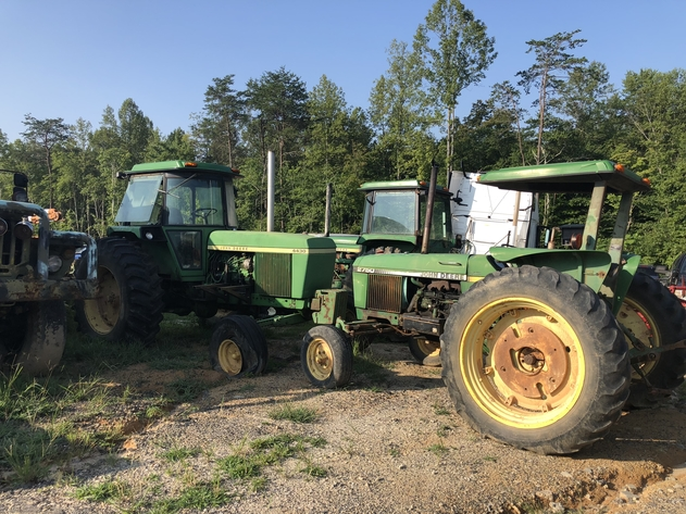 FSA Orders Farm Equipment Auction