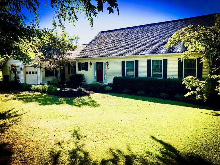 Featured Image for Well Built 3 BR/2 BA Home w/Pond on 4.9 +/- Acres in South Stafford County, VA--Sells to the Highest Bidder!!