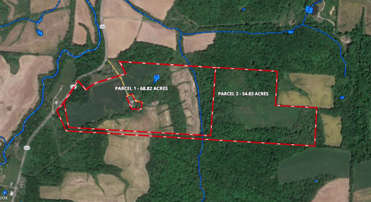 Perry County Land Auction