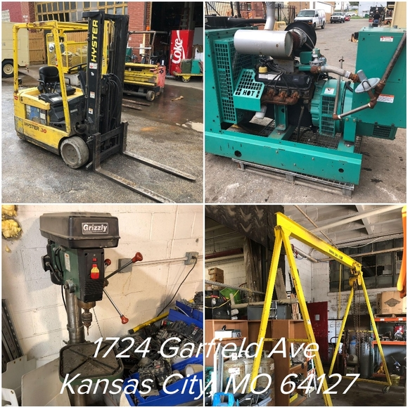 Surplus Industrial Equipment Auction - #1