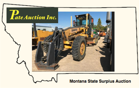 State of Montana Surplus Property Auction