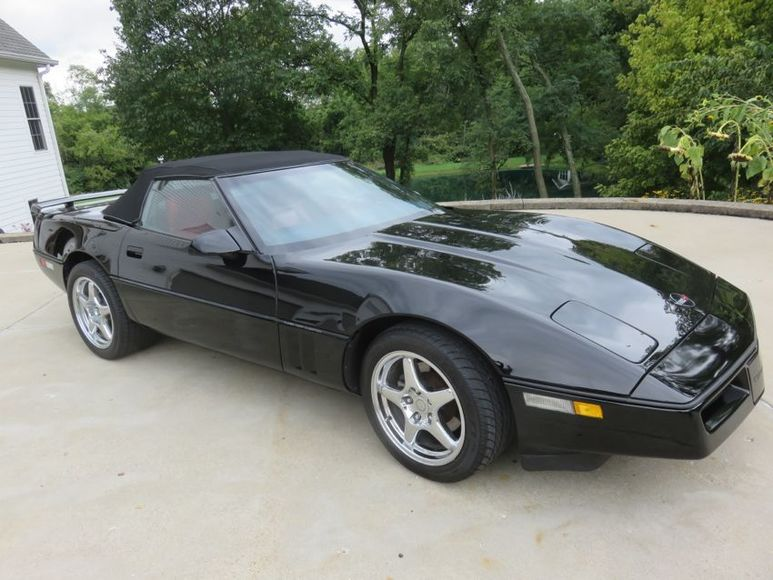 1989 Corvette/ Excess Materials, Equipment from Local Builder/ Household Goods and More!!