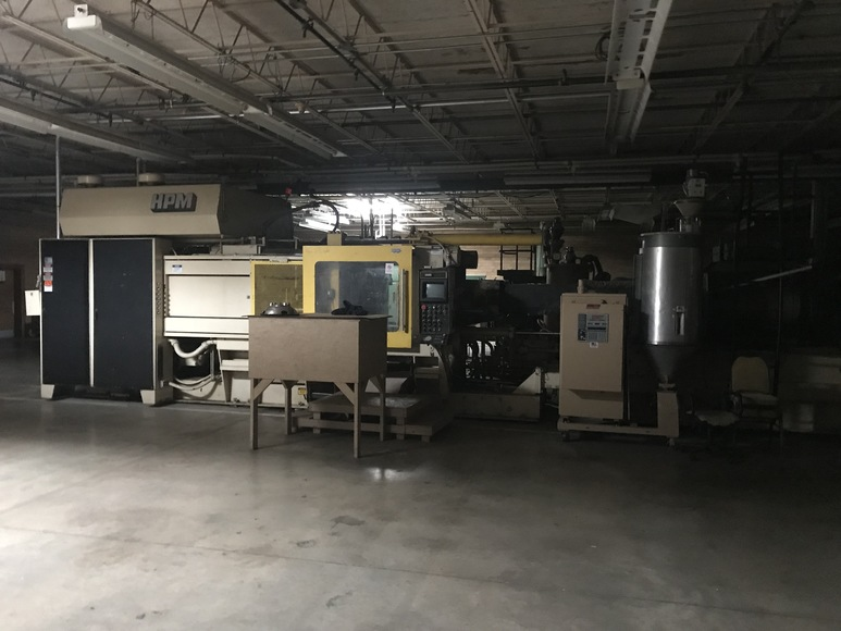 HPM Injection Molding Machines, Dies & Accessories