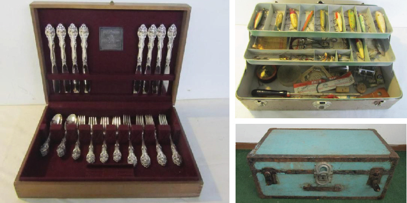 Ideal Corners Late September Auction