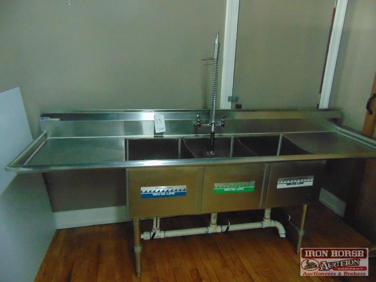 Sushi Restaurant Equipment Auction