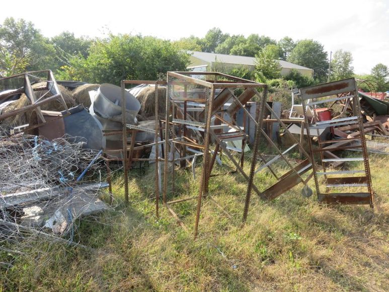 BARN FIND AUCTION: Leftover's/ Clean-Up Auction