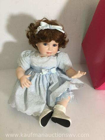 Online Only Doll Auction