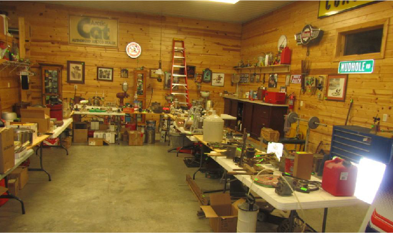 Reduction Of Personal Collectibles, Nevis, MN