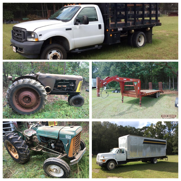 Vehicle & Equipment Auction