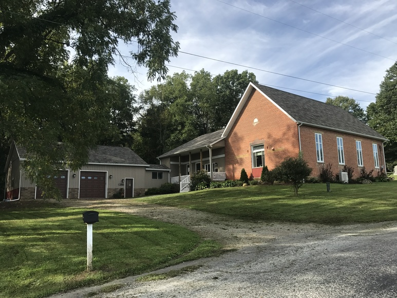 AWESOME RENOVATED CHURCH HOME AUCTION