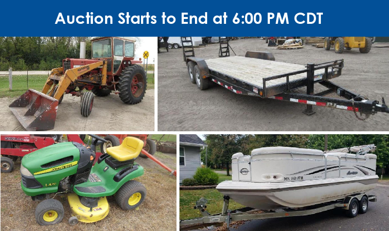 Farm Equipment and More: Paul Ims Estate and Others
