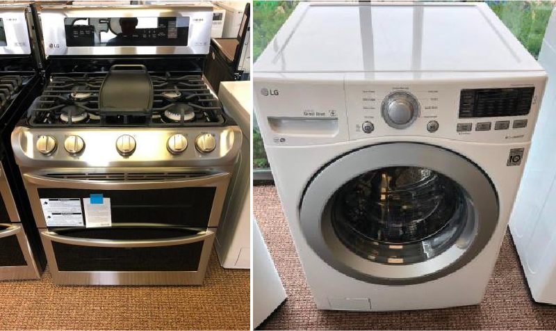 American Specialties: Appliances, High End Mattresses, Furniture, Power Wheels and More!