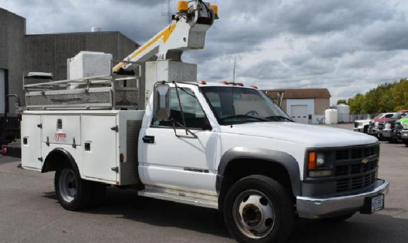 Scott County Surplus: Vehicles, Equipment & More