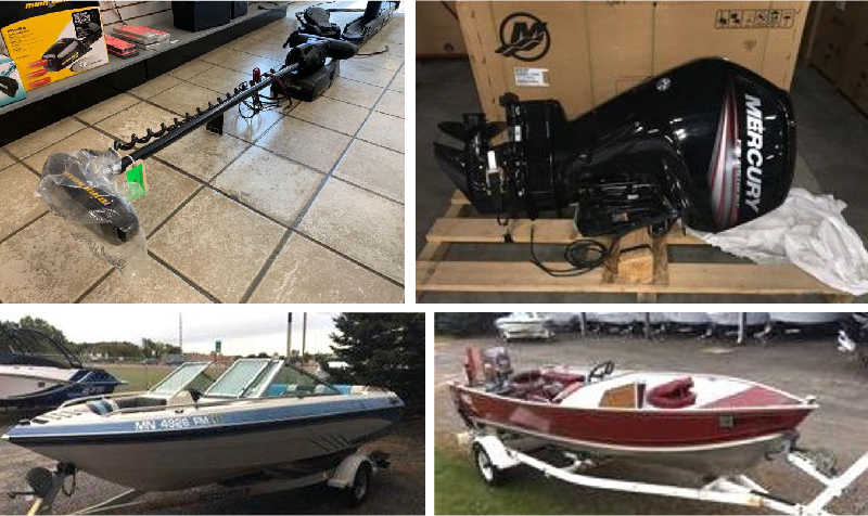R&R Moving Auction and Rapid Marine Inventory Reduction