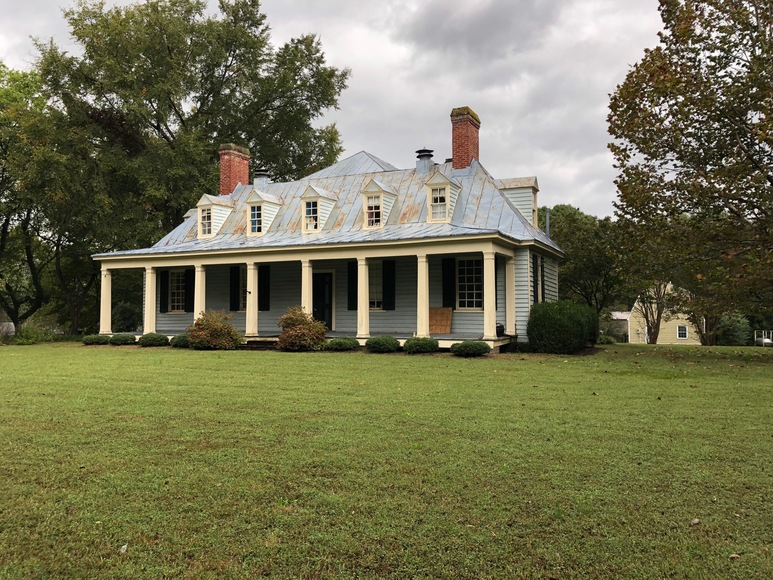 Featured Image for 3 BR/3.5 BA Historic Home, Work Shop & Extra Lot on 2.4 +/- Acres in Dinwiddie County, VA