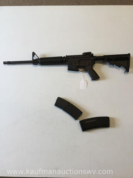 Online Only Firearm Auction