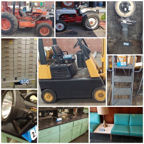 Industrial, Textile, Equipment Auction - Online Only