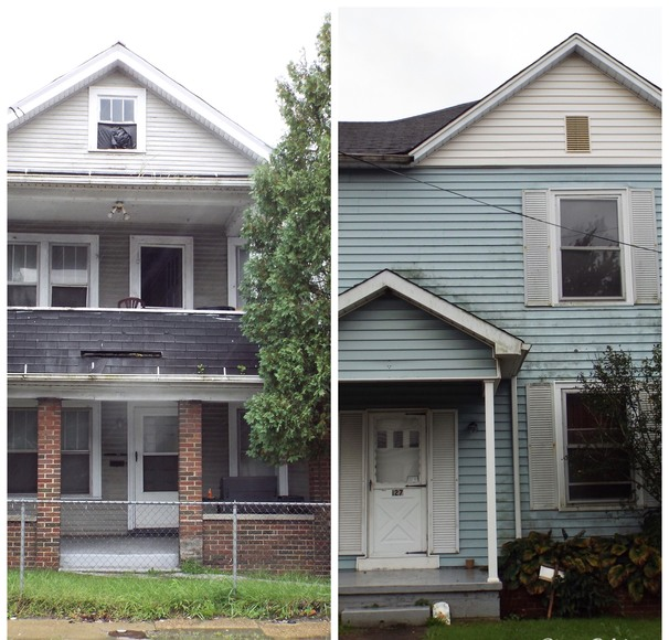 Absolute 2 Houses Online Only Real Estate Auction
