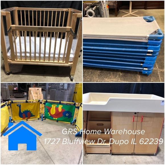Daycare Furniture, Toys and More!